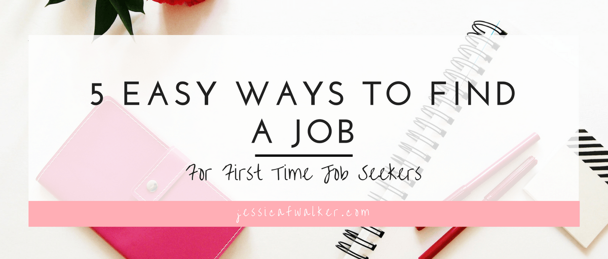 how to find a job as a teenager