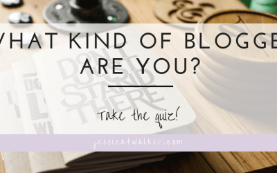 QUIZ: What Kind of Blogger are You?