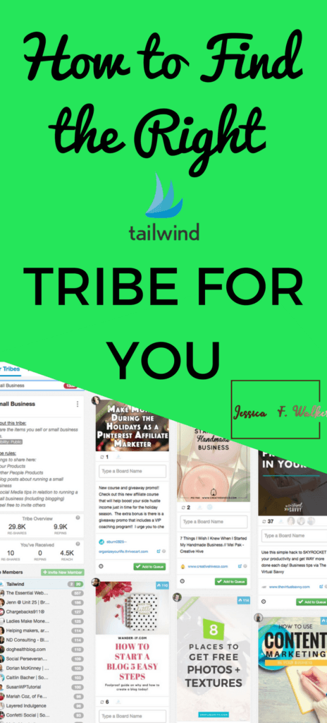 Find the right #TailwindTribe for you, Best way to use Pinterest to grow your blog traffic, best way to get more customers for online store using Pinterest, ecommerce tips, pinterest tips, free traffic