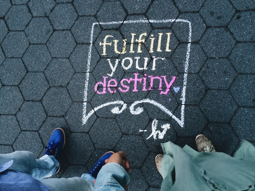Follow your destiny and envision your best life with me, Jessica F. Walker in this free training to create your Best Life Vision Board.
