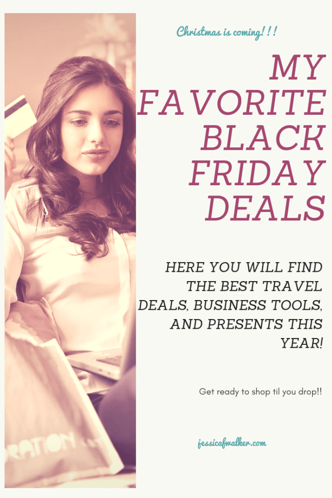 The best black friday deals for entrepreneurs or people looking to start their business. Find travel deals, presents, mattresses and more. The ultimate list.