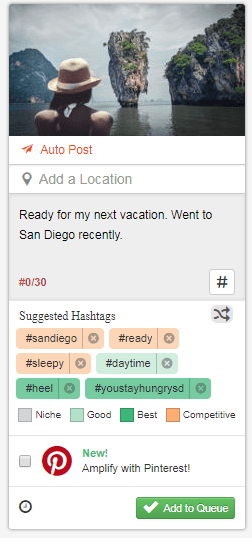 This is how to use the best hashtag finder on the internet