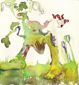 watercolour sketch, 2010.