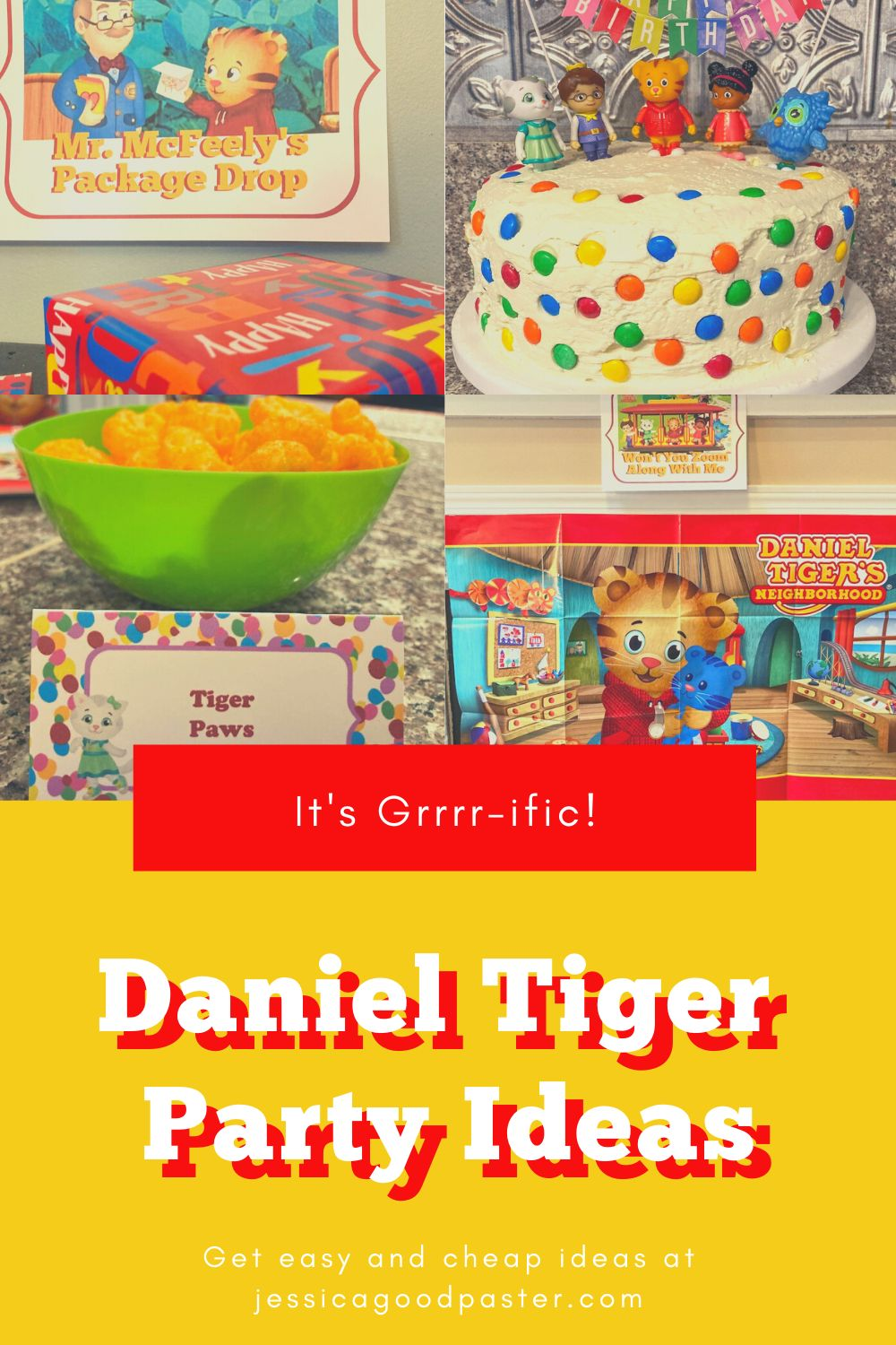 How To Host A Daniel Tiger Party Your Kid Will Love Jessicagoodpaster Com
