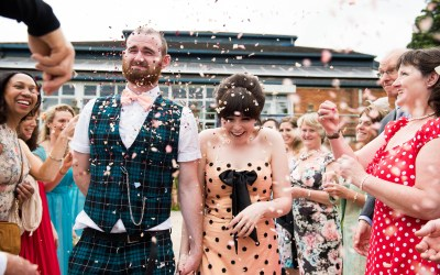 Berkshire Wedding Photography / Hannah and Andy's Theatre Wedding
