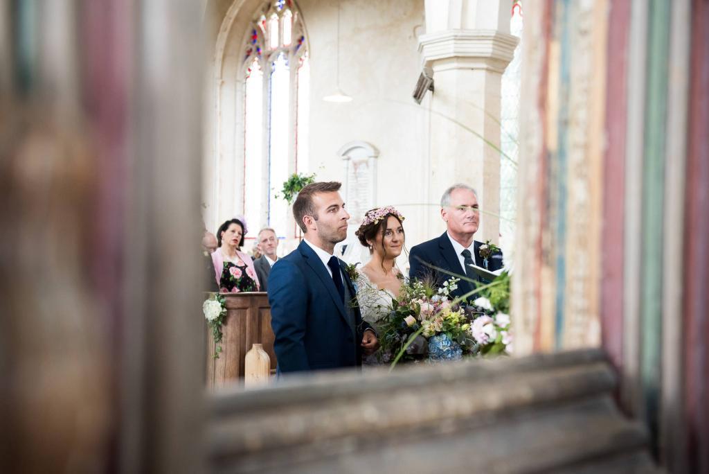 Unobtrusive wedding photography Norfolk