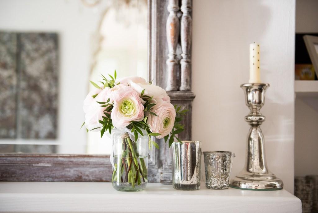 5 Rustic pastel rose living room decor Surrey