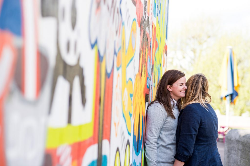 Southbank Engagement shoot, Engagement Shoot Photography, LGBT couples photography
