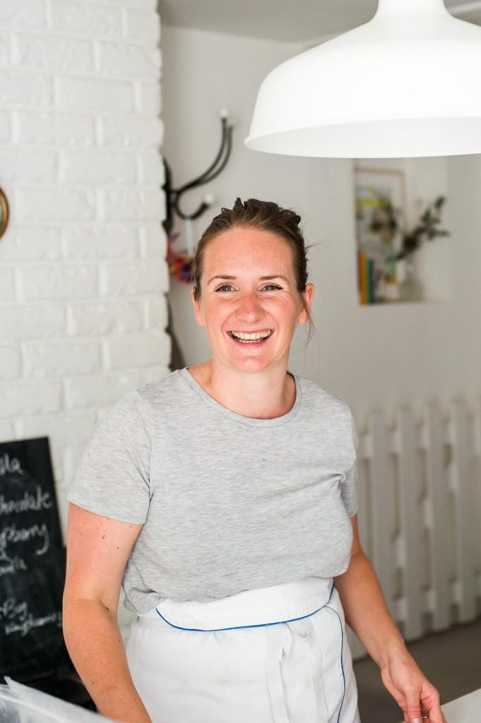 Milk Street Kitchen, A Day In The Life, Wedding Cake Maker Portrait