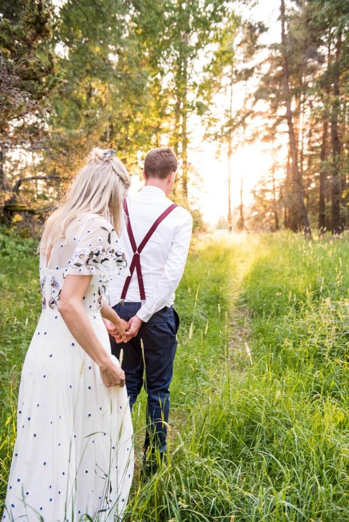 Swedish Wedding - Kroksta Gard Wedding - Natural Couples Photographs