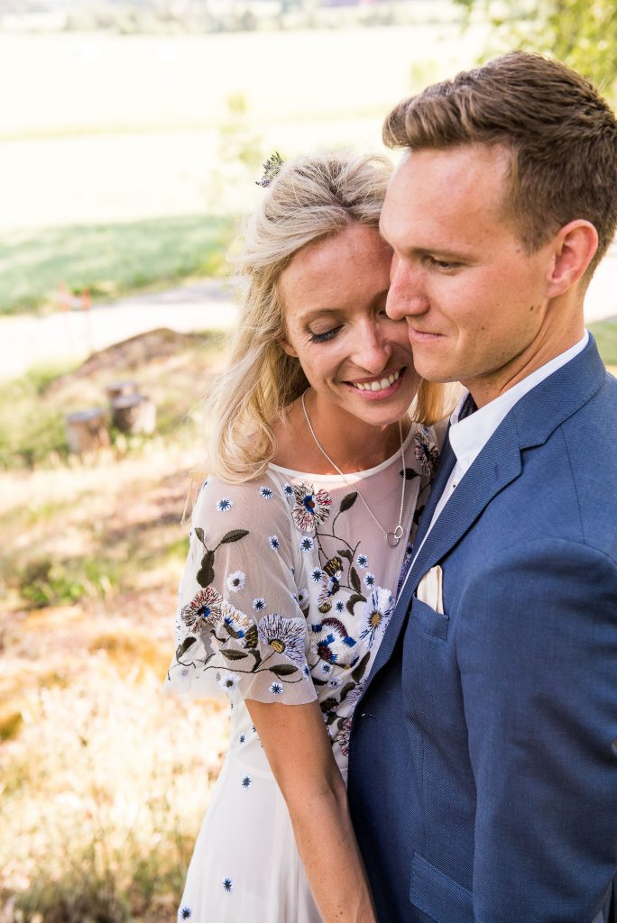 Relaxed Wedding Photography - Gorgeous Bride Wedding Portrait - Destination Wedding Photography