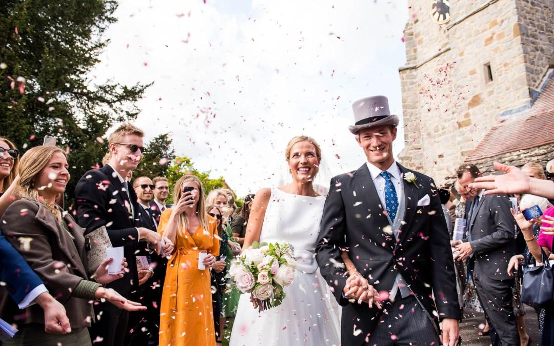 Surrey Wedding Photography – Stunning Scandinavian Outdoor Surrey Wedding