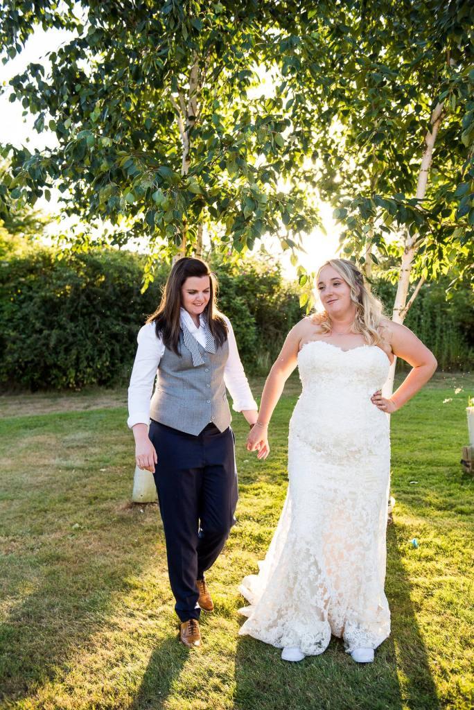 lgbt wedding photographer, natural wedding photography