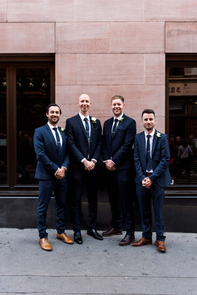 Old Marylebone Town Hall Wedding, relaxed group photographs in the streets of London