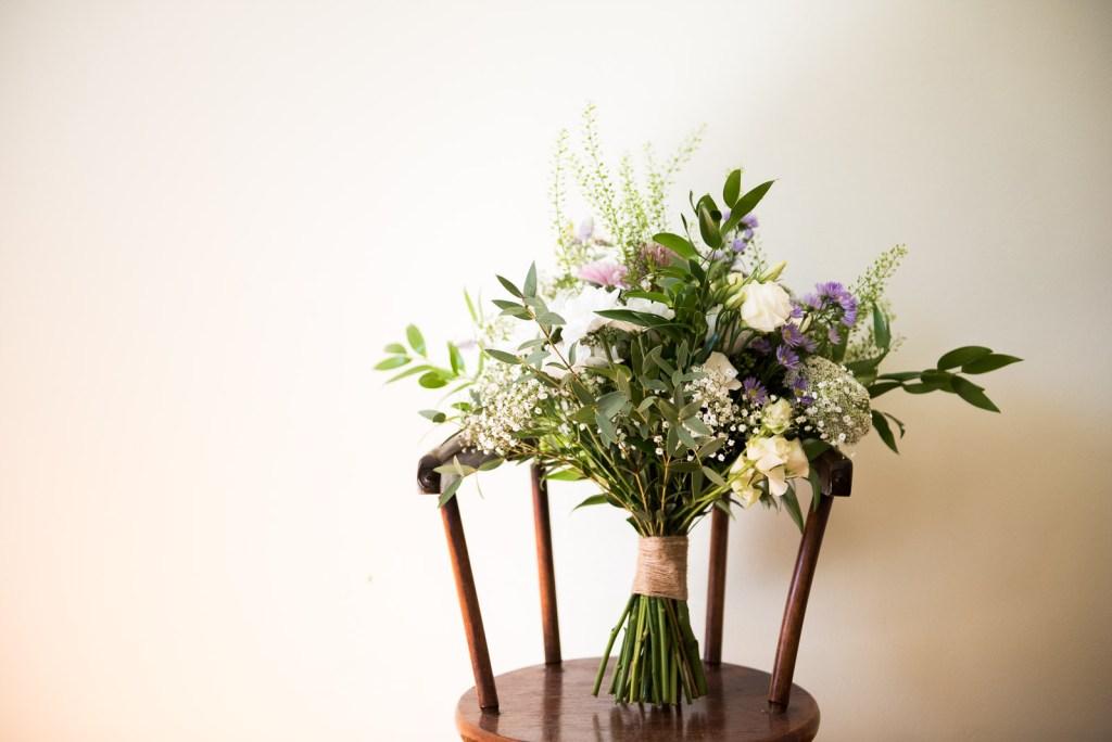 Homemade bouquet © Jessica Grace Photography
