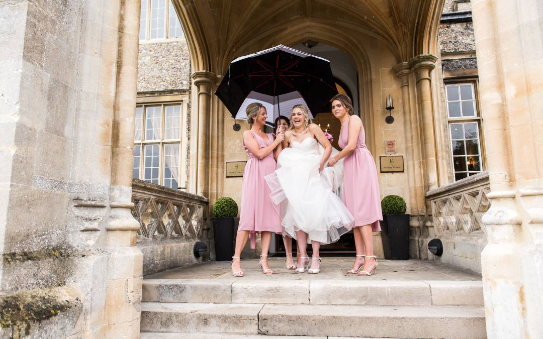 Surrey Wedding Photography – Gorgeous St Martha's Wedding