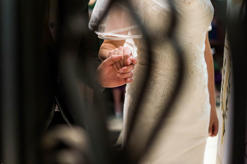 Alternative documentary wedding photography Surrey