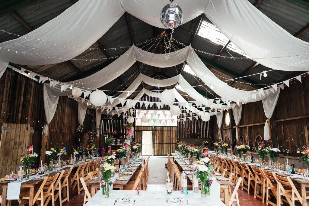 Deepdale Farm Wedding Barn