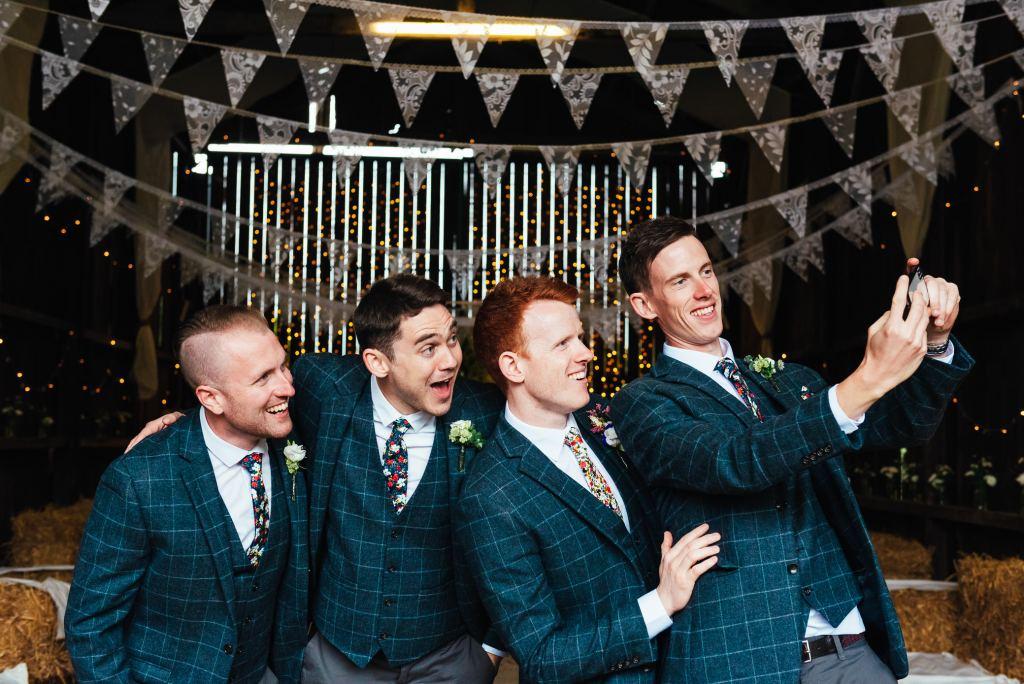 Fun, Documentary Yorkshire wedding photography