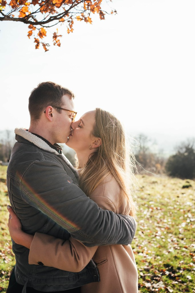 Romantic and dreamy couples photoshoot