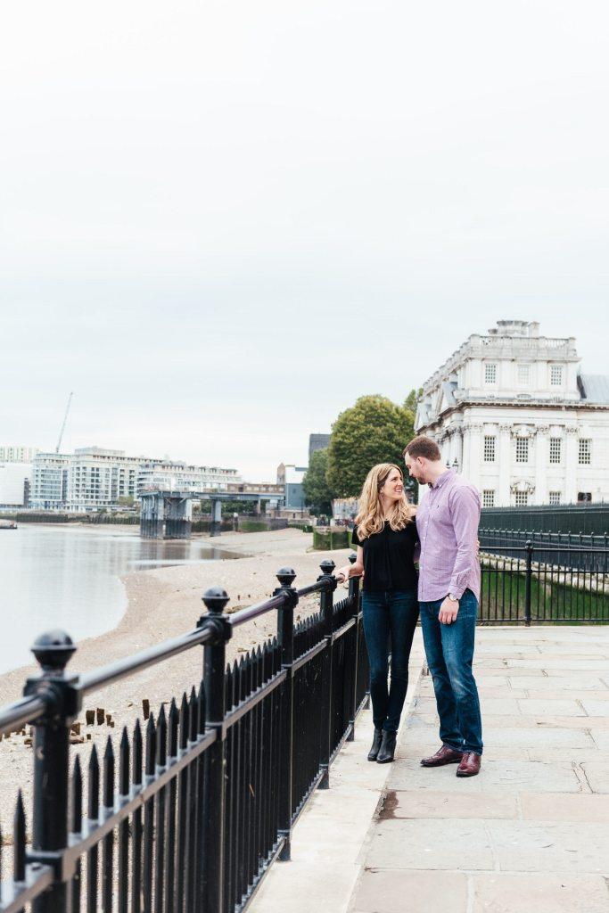 Outdoor London Pre-Wedding Shoot