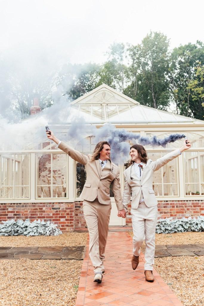Creative Micro Wedding Photography