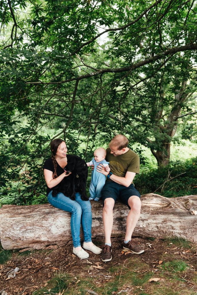 Covid safe family photography