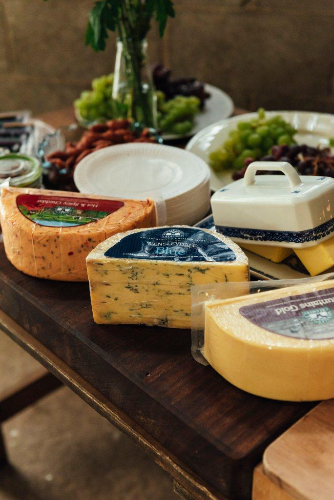 Cheese Board Sharing Platter