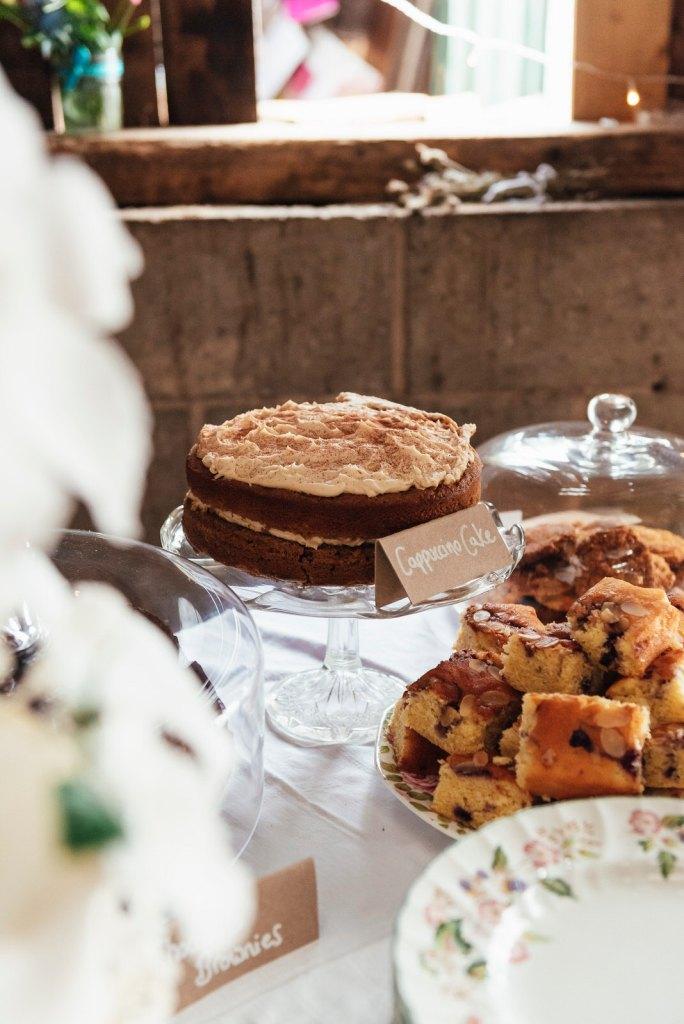 Surrey Wedding Photography - Dessert Table