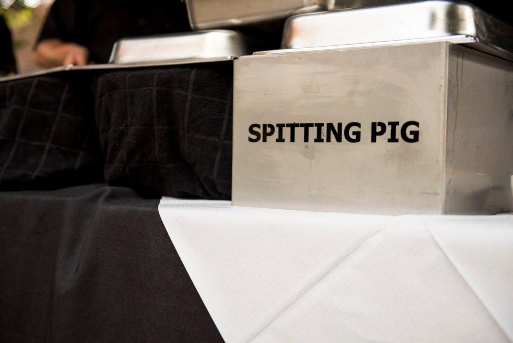 Summer Wedding Food Ideas - Hog Roast