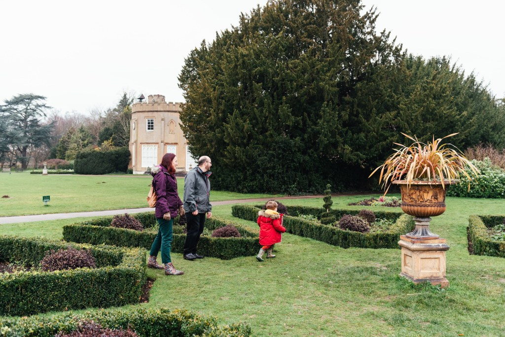 Documentary Nonsuch Mansion Family Shoot