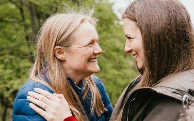 Surrey Engagement Photography – Winkworth Arboretum Couples Shoot