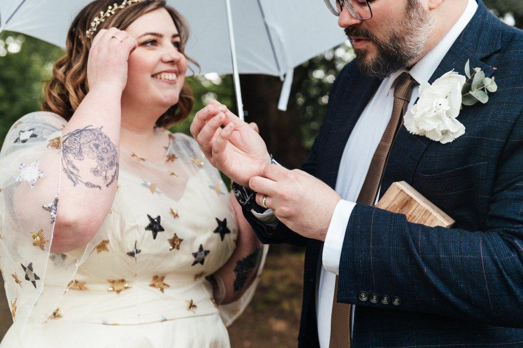Intimate Wedding Photography Surrey