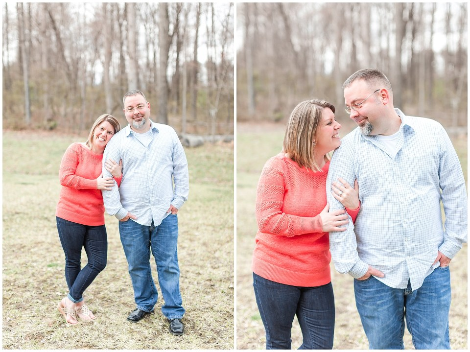 Cherry Blossom Engagement Session Northern VA Wedding Photographer