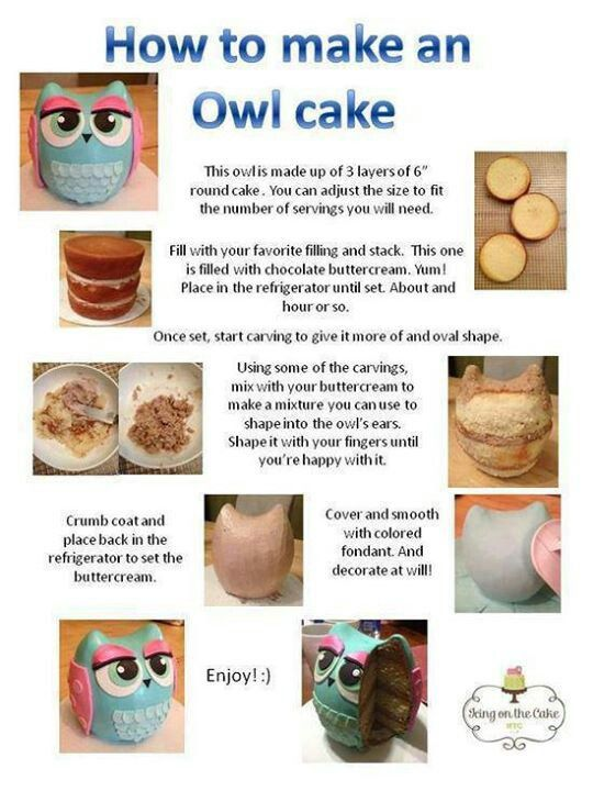 owl tutorial super cute owl cake tutorial jessica harris cake design