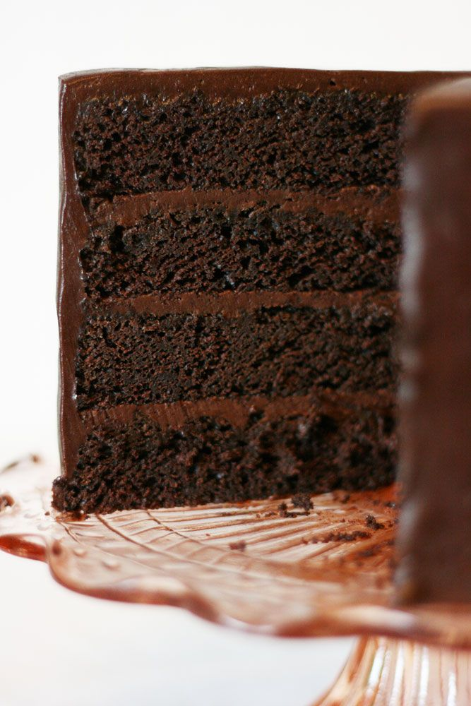 Best Gluten Free Chocolate Mud Cake Recipe