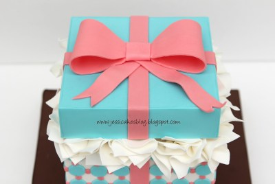 Gift box cake tutorial jessica harris cake design even more now than ever i feel like i need to be presentto be still to look at to see my kids and to watch them grow up negle Image collections