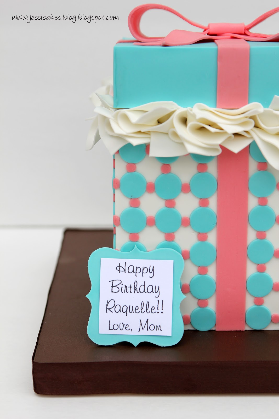 Gift box cake tutorial jessica harris cake design my prayer is that ithat wewould capture these moments and not let them pass these precious few years that we have left to hold them tell them we love negle Image collections