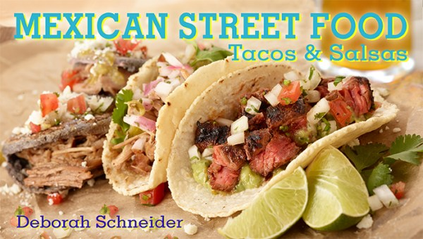 Mexican Street Food Tacos