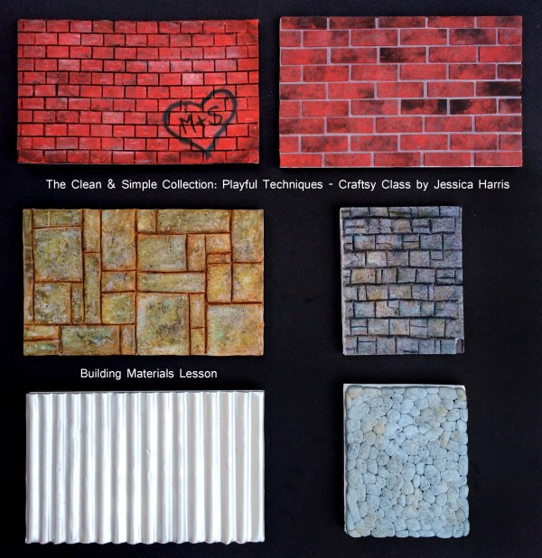 Building Materials Panel WM