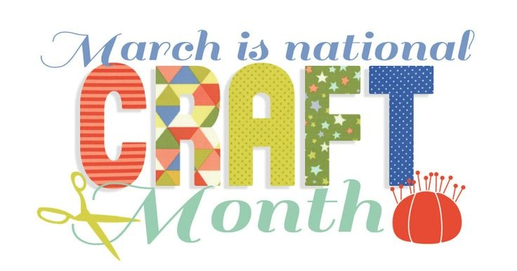 National Crafty Month