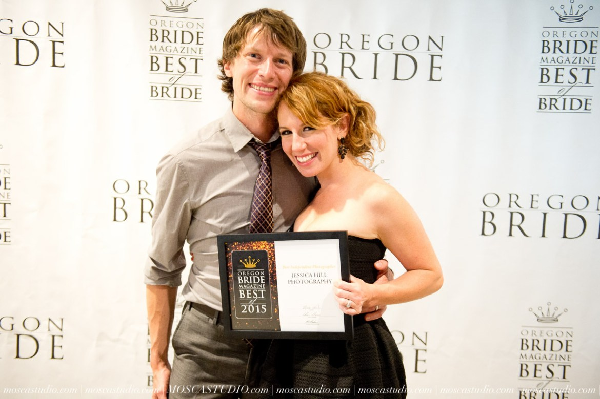 Oregon Bride Magazine Best Of Bride 2015 Award Ceremony | Eastside ExhangeBallroom, Portland Oregon | Photography by http://MoscaStudio.com #moscastudio