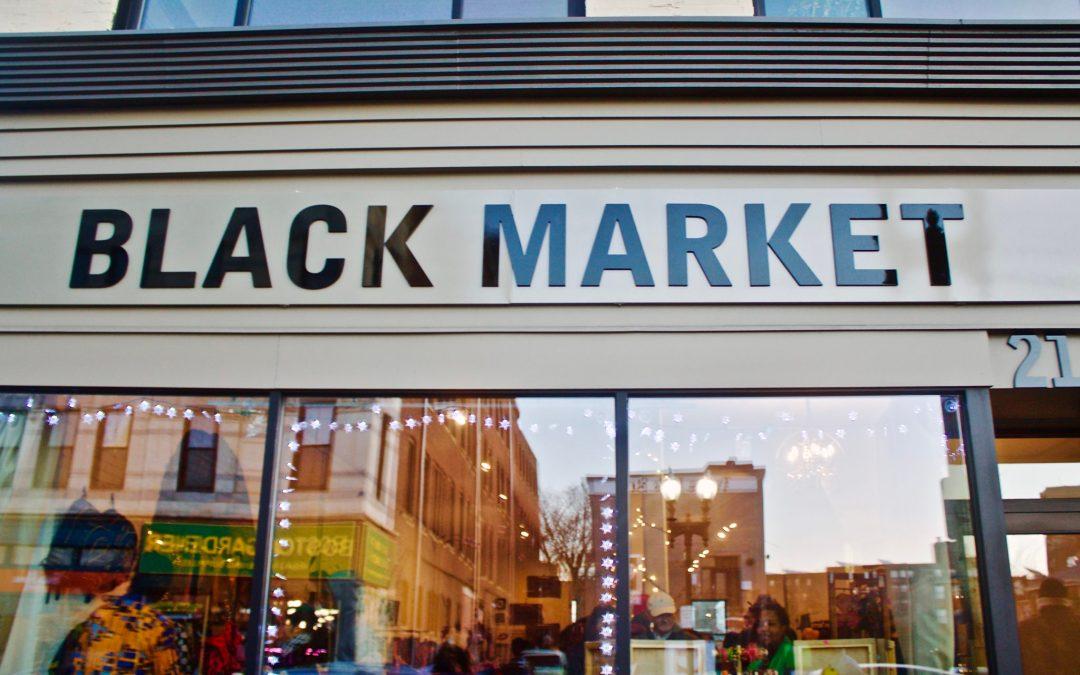 Buyblack Every Weekend At The Black Market In Roxbury Jessicah Pierre