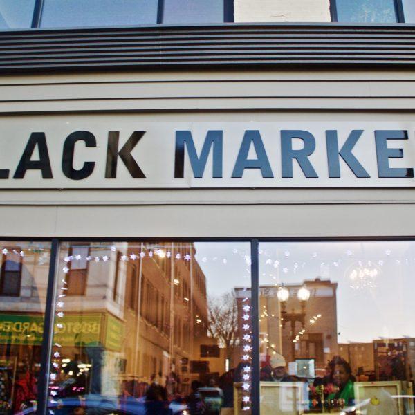 #BuyBlack Every Weekend at the Black Market in Roxbury