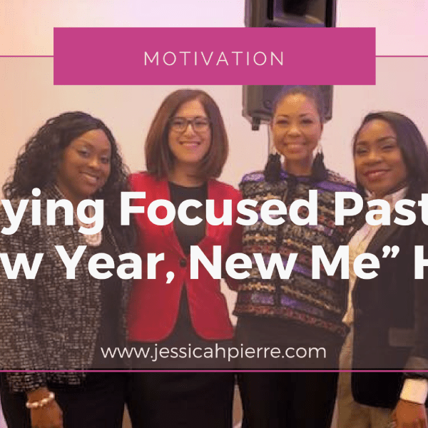 """#MotivationMonday: Staying Focused Past the """"New Year, New Me"""" Hype"""