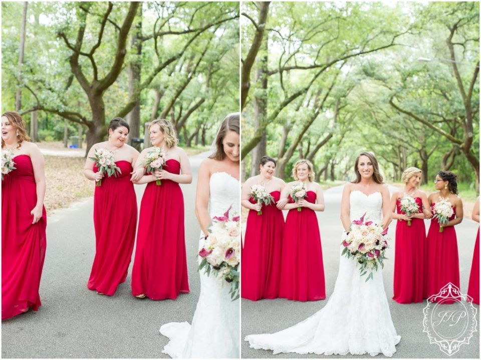 Elegant Southern Charcoal and Maroon Wedding_0030