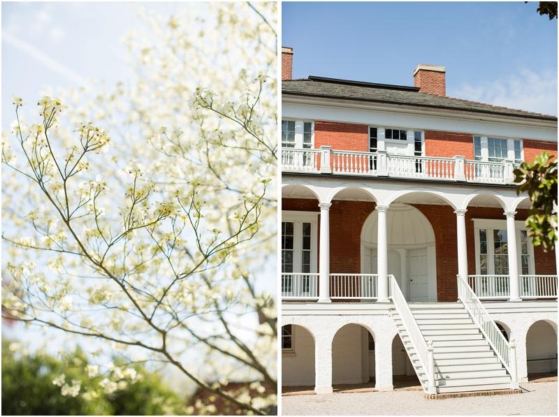 Historic Columbia Robert Mills House and Gardens