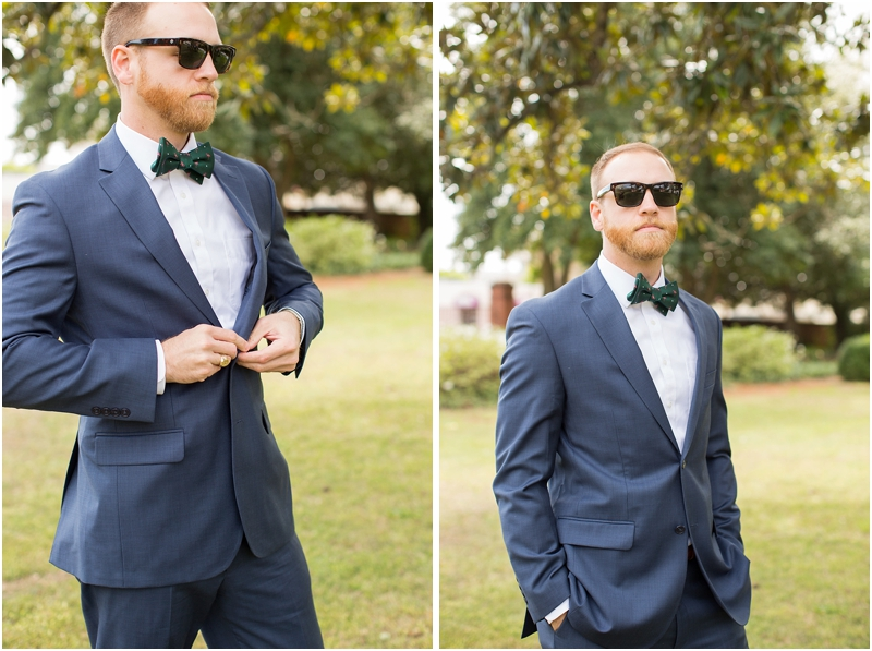 Blue suits for wedding