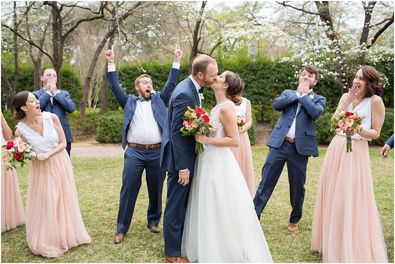 Robert Mills House Wedding