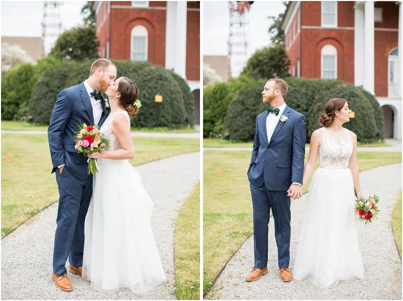 wedding portraits south carolina